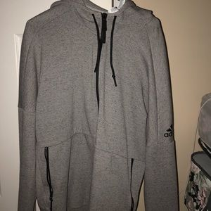 Men's Adidas Zip up hoodie